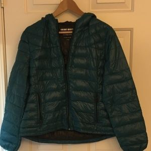 Miss Sixty down packable jacket